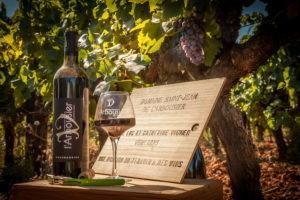 Photo 6 - Composition Vin bouteille verre - Gourmandise
