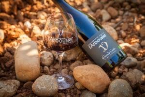 Photo - bouteille Grande Cuvée - terroir - vin bio - Domaine Saint Jean de l'Arbousier
