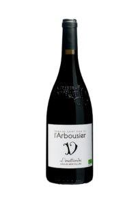 Photo 3 - bouteille de vin - rouge - l'Inattendu - AOP Grès de Montpellier