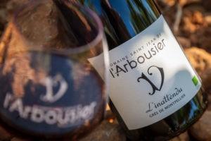 Photo 3 - Composition Vin bouteille verre - Terroir - L'Inattendu - Domaine Saint Jean de l'Arbousier