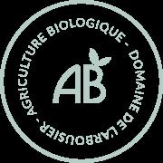 Label - Agriculture biologique - Domaine Saint Jean de l'Arbousier