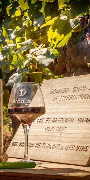 Photo - Composition Vin bouteille verre - Gourmandise - carte-cadeau