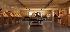Photo - Caveau - vins biologique - vente - dégustation