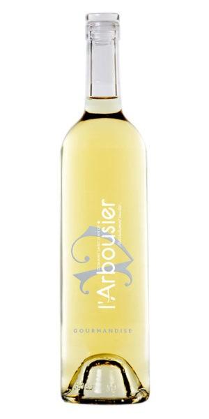 Photo - bouteille de vin - blanc - Gourmandise blanc