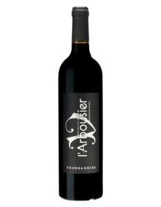 Photo 1 - bouteille de vin - rouge - Gourmandise rouge