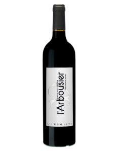 Photo - bouteille de vin Montpellier - rouge - L'Insolite - Domaine Saint Jean de l'Arbousier - IGP Pays d'Oc