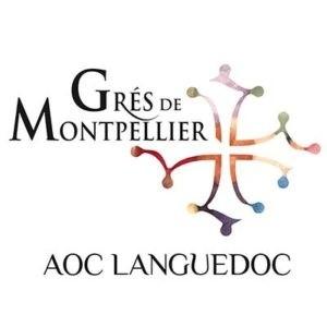 Logo - Grès de Montpellier - AOC Montpellier