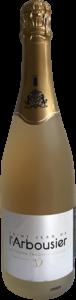 Photo png - Saint Jean de l'Arbousier - méthode traditionnelle - rosé champagnisé - vin effervescent Montpellier